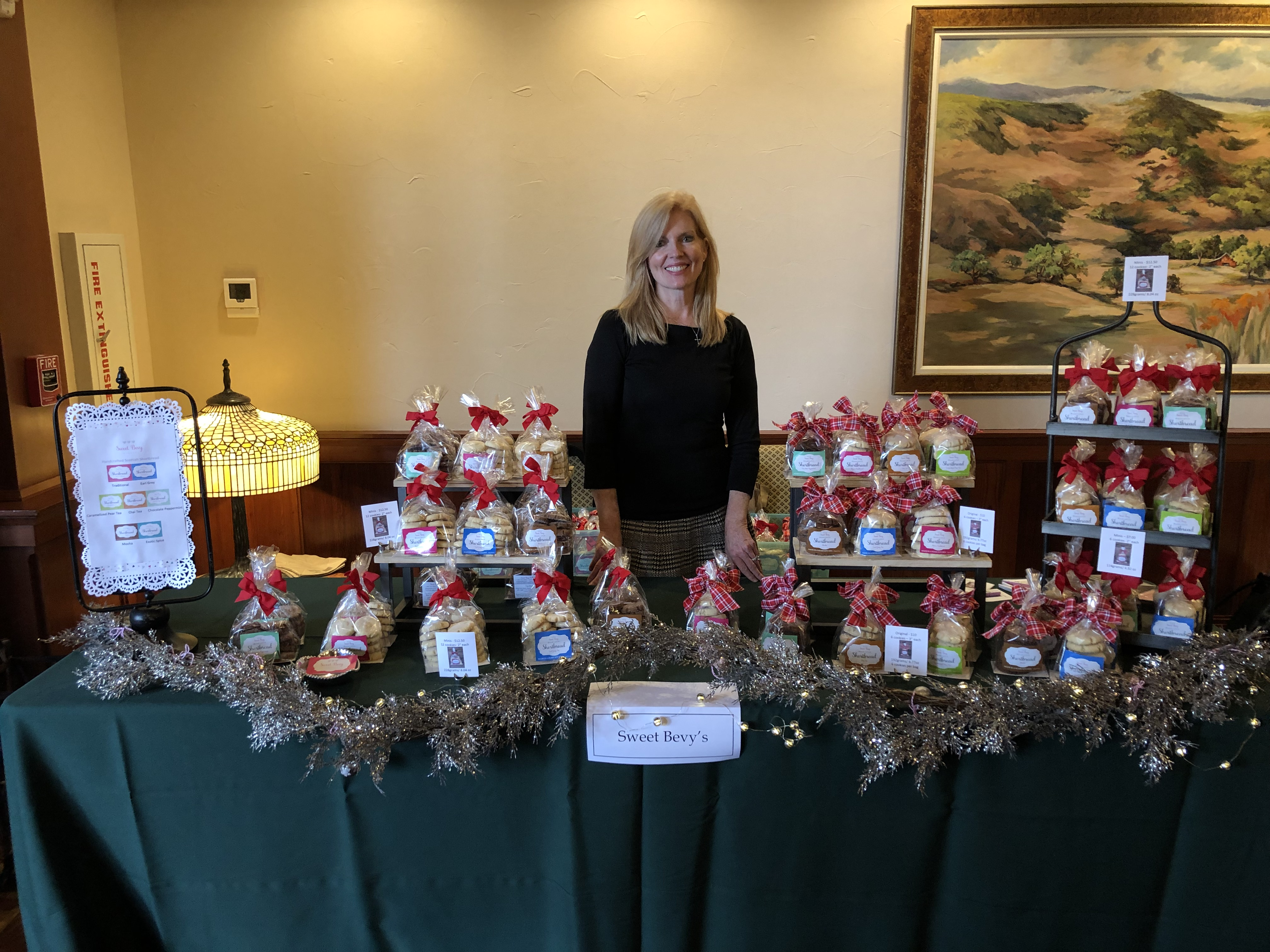 Sweet Bevy at the Los Altos Golf & Country Club - Sweet Bevy
